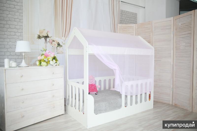 Кровать домик babylodge