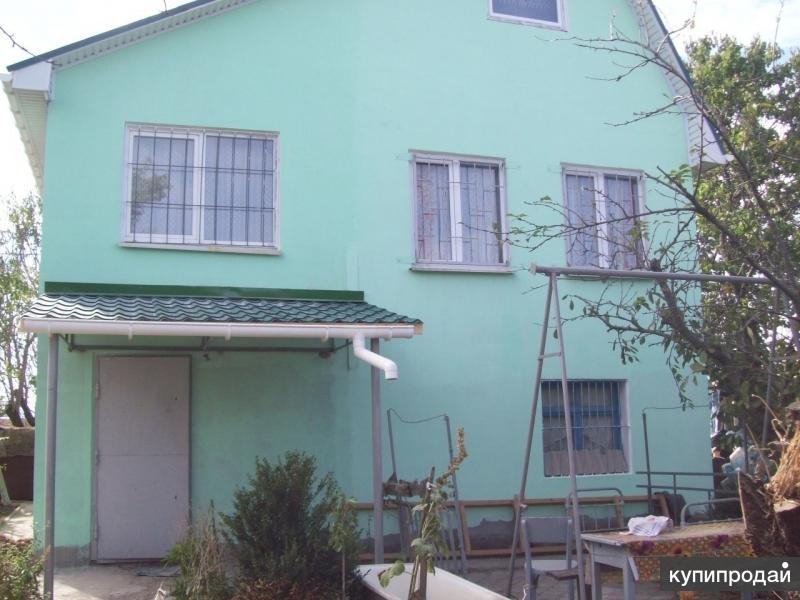 Дом 85 м2 в Живописном