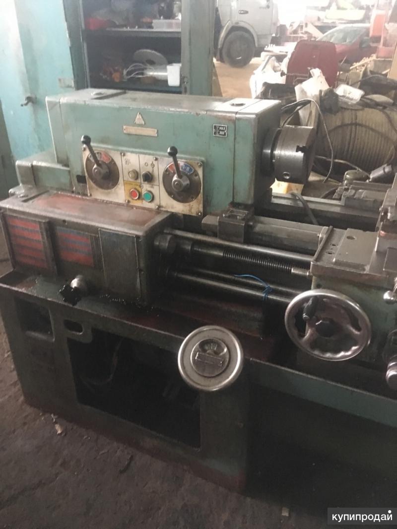 Продам токарно-винторезный станок TOS SV18RA