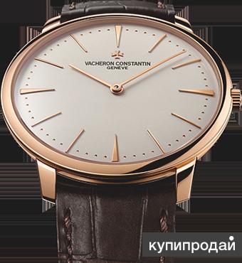 Мужские часы vacheron constantin (копия)