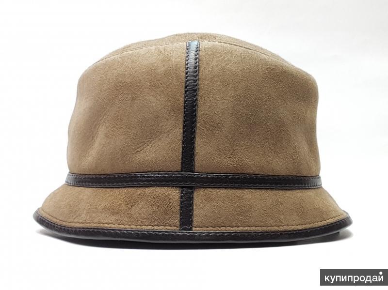 Панама шляпа мужская зимняя (beige)