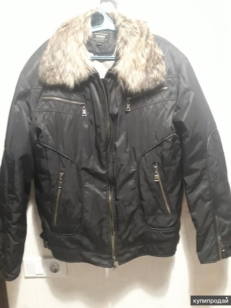 Продам мужскую зимную куртку