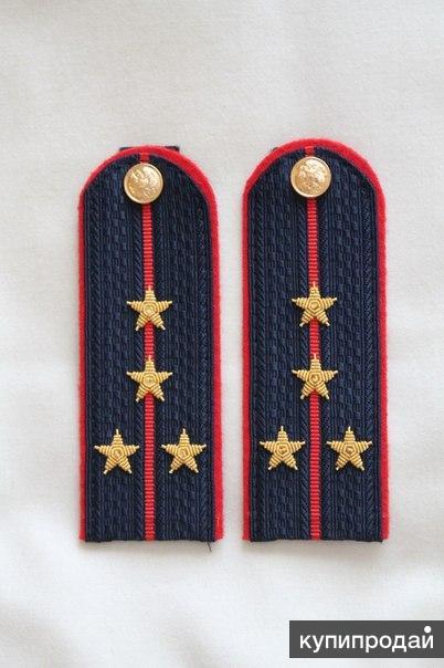 звание капитан полиции