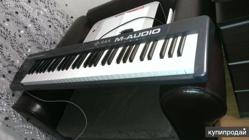 Midi M-Audio Keystation 61