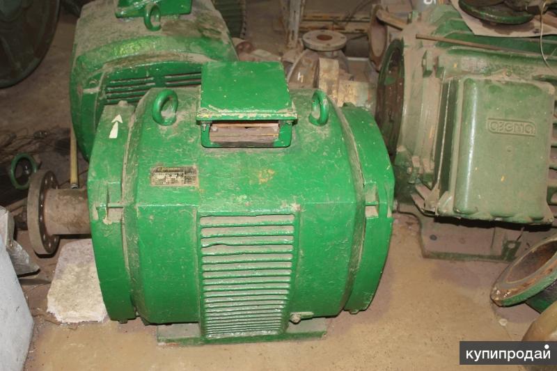 Продам Б/У электродвигатели