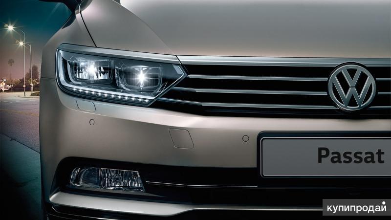 Ремонт светодиодных фонарей (фар) Volkswagen Passat