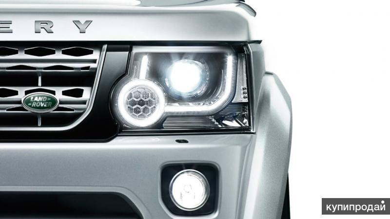 Ремонт светодиодных фонарей (фар) Land  Range Rover (Ровер)