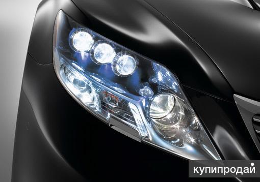 Ремонт светодиодных фонарей (фар) Lexus (Лексус)