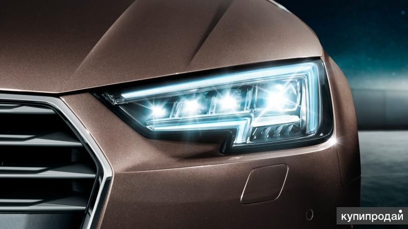 Ремонт светодиодных фонарей (фар) Audi (Ауди)