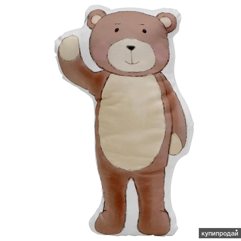 Подушка-игрушка Медвежонок