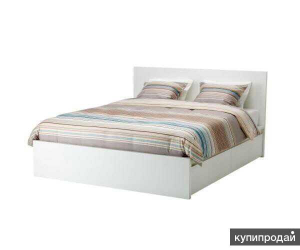 Кровать IKEA 160х200см
