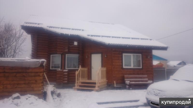 Отделка деревянного дома....Ремонт дома...