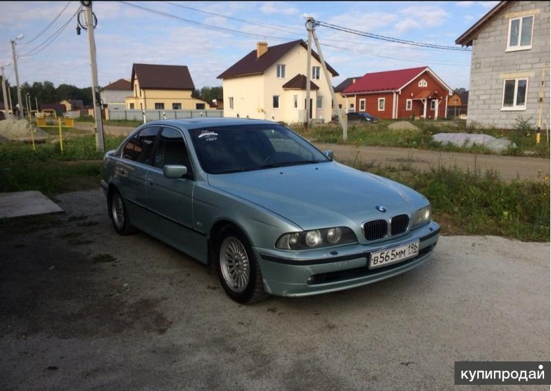 BMW 5er, 2002