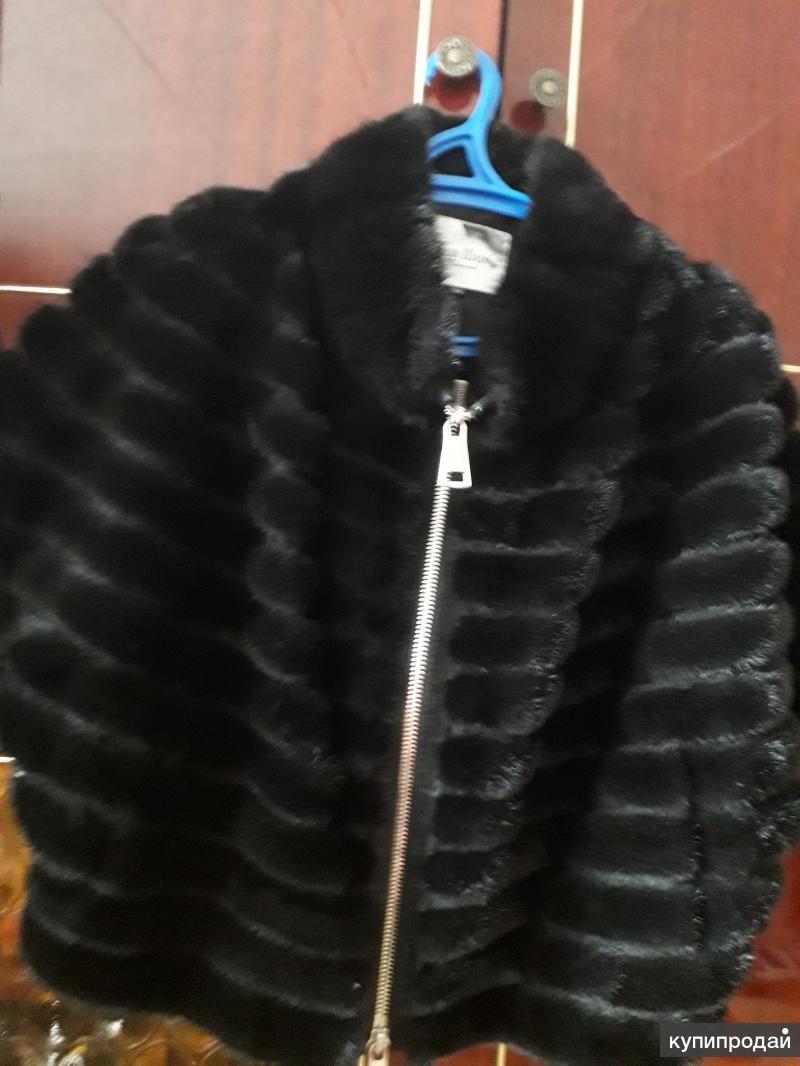 Продаю жилет- куртку из меха норки
