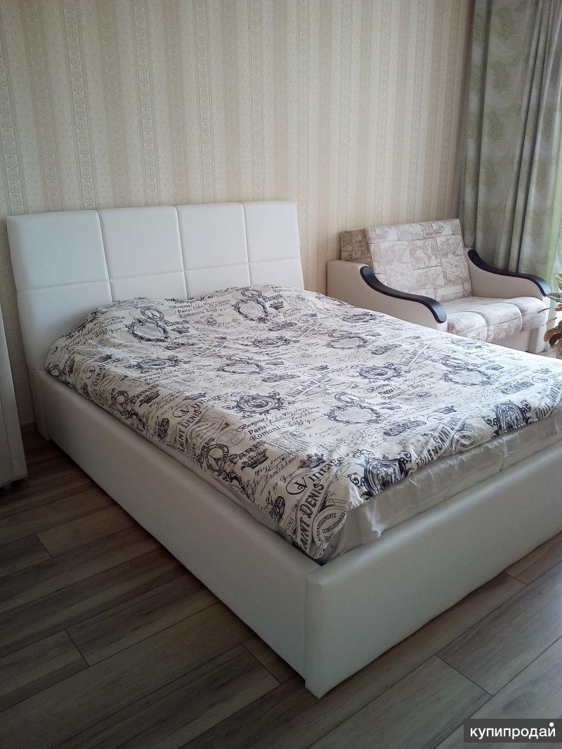 Продаётся двухспальная кровать.
