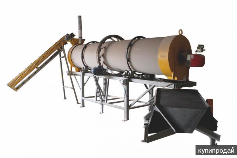 Производим  барабаны сушильные для песка и др.