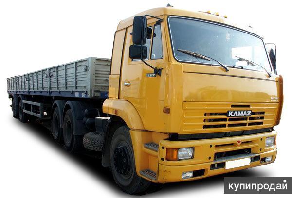 Услуги длинномера 20 тонн 12 метров, работаем по всей области