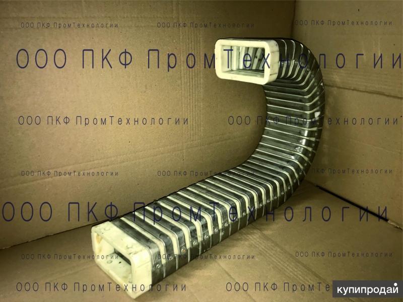 Металлический гибкий кабель канал.