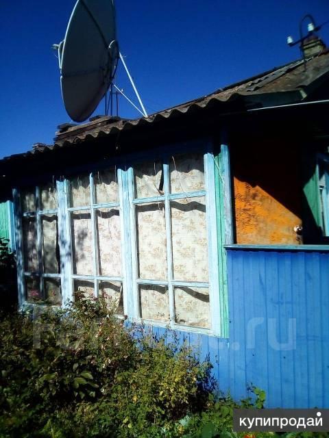 Продам дом на 2-хозяев в районе имени Лазо с Киинск.