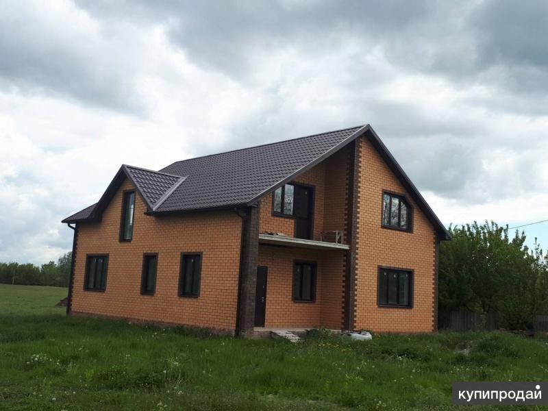 Новый дом 117 м2.