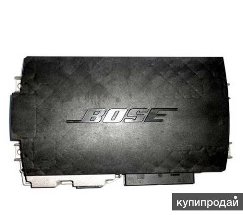 Ремонт авто усилителя BOSE Audi (Ауди) A6, Q7, A8