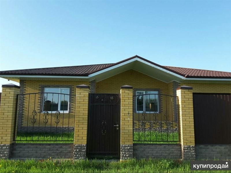 Продам или обменяю новый ДОМ в России в Белгород обл.р-центр Борисов