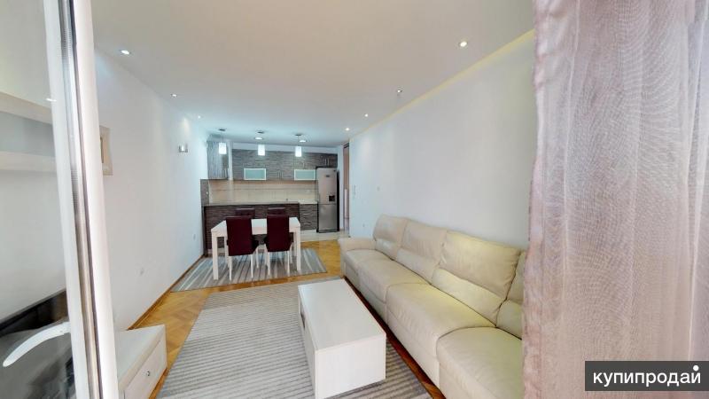 Продается двухкомнатная квартира в Будве, Черногория, 78m2. 135 000 €