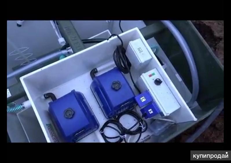 Автономная канализация.Траншеи,экскаватор, сантехник,электрик,бетонируем фундам