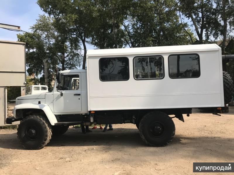 Вахтовый автобус  ГАЗ 33088,  вахта газ