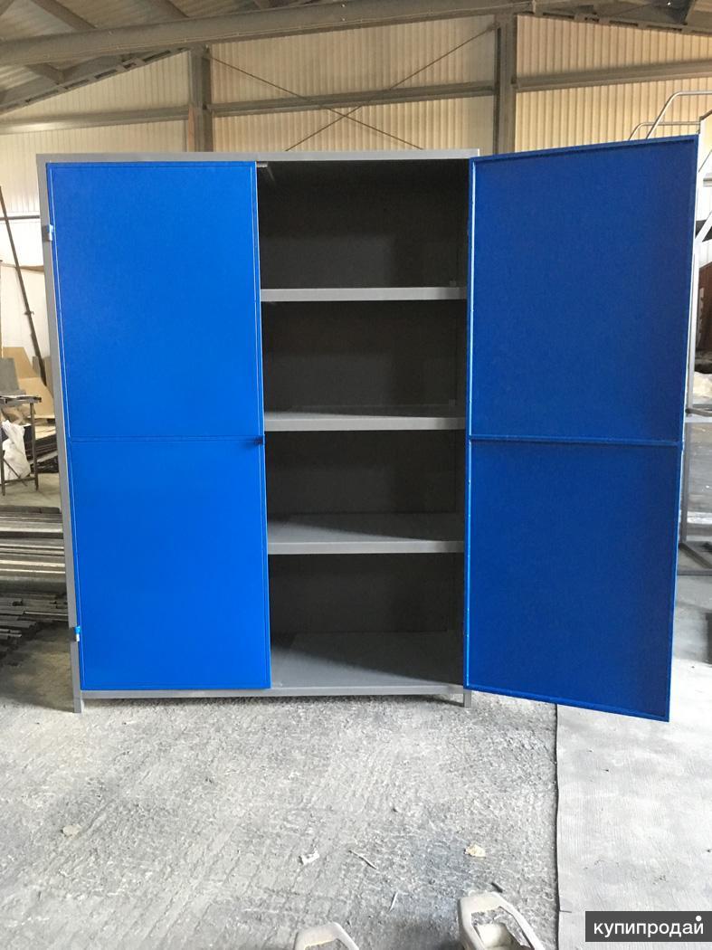 Шкаф металлический инструментальный