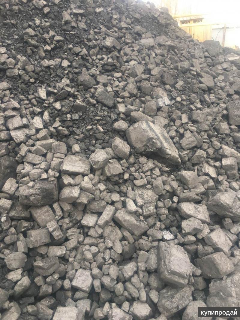 Уголь кусковой для отопления, котлов, каминов, печей