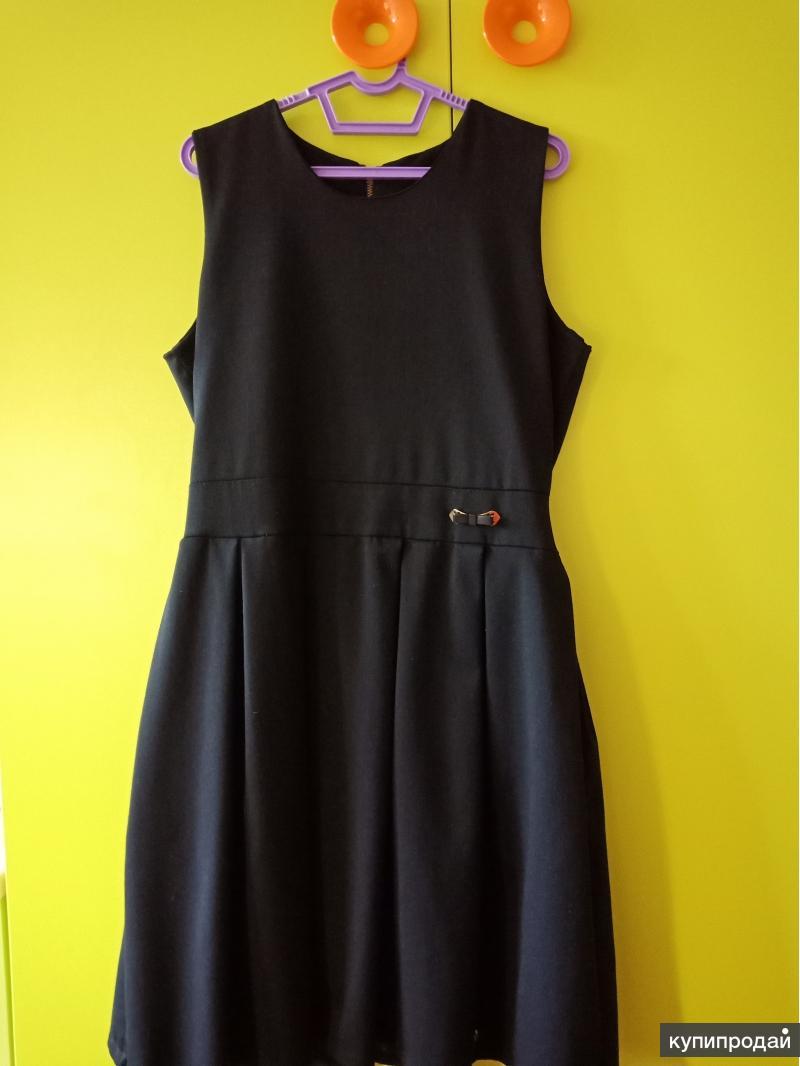Продам школьное платье.