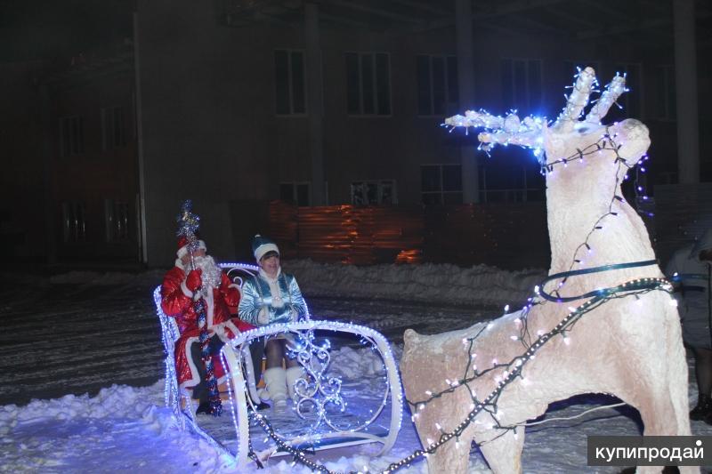 Пригласите Деда Мороза и Снегурочку на дом