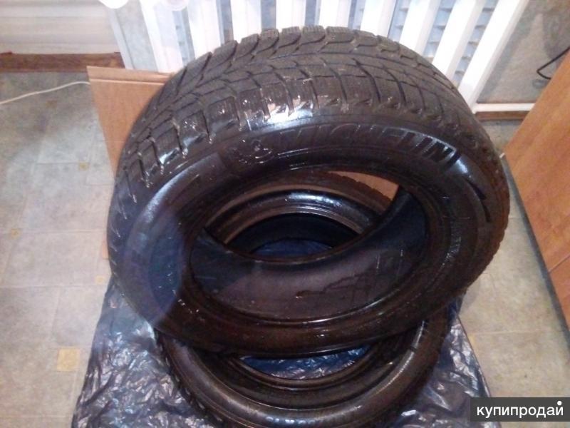 Продам. Всесезонные шины б/у 225х60 R16