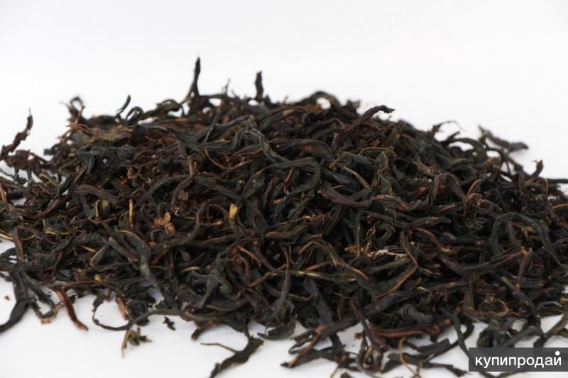 Ферментированный, гранулированный, листовой иван-чай (кипрей)