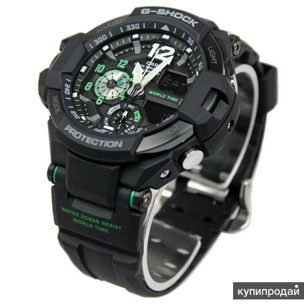 Часы Casio G-Shock GA-1100-1A3