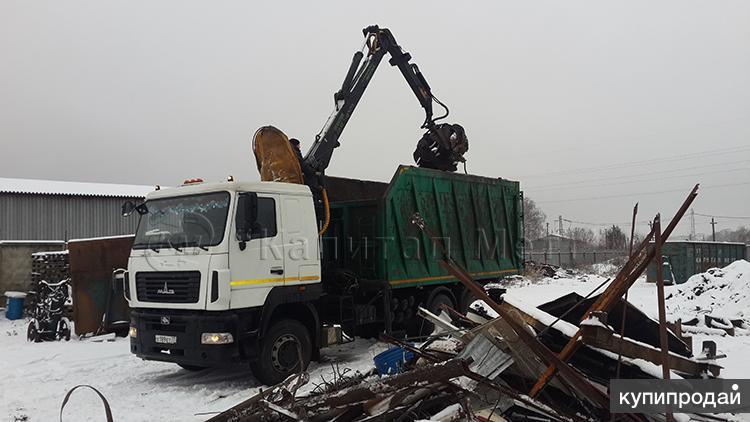 ПРИЕМ МЕТАЛЛОЛОМА и демонтаж металлоконструкций с вывозом