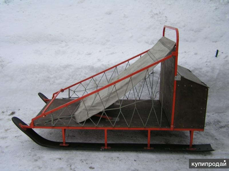 Продам сани для снегохода.ода