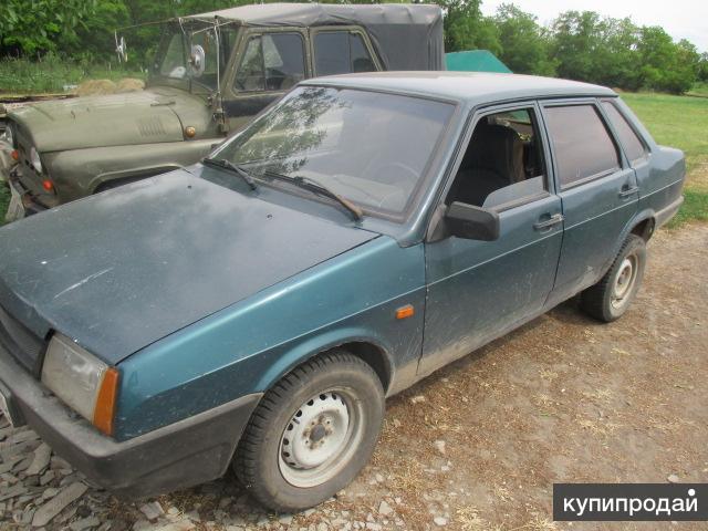 ВАЗ 21099, 1999