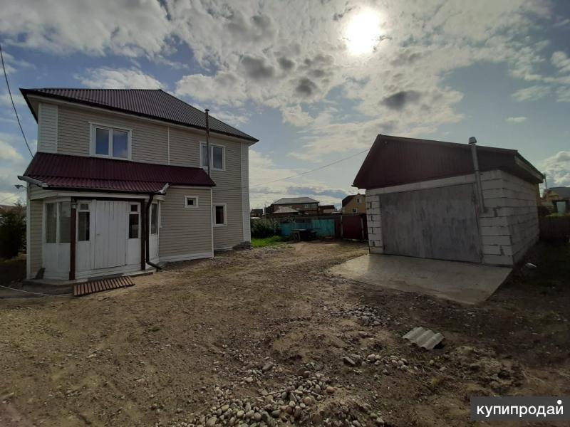 Продаётся обжитый построенный своими силами дом