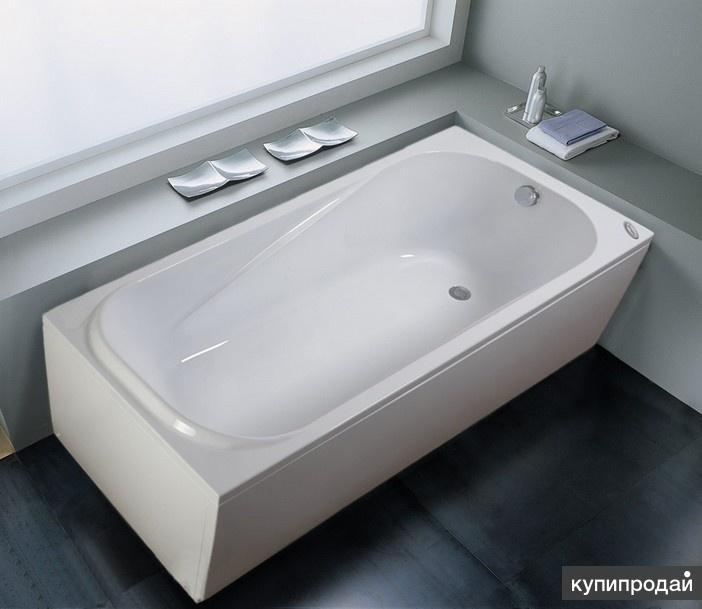Продажа акриловой ванны «Kolpa San String» с экраном (каркасом)