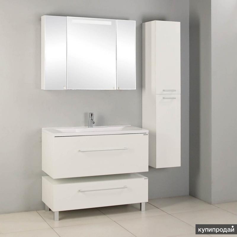 """Продажа гарнитура для ванной комнаты """"Мадрид М100"""" (5 предметов)"""