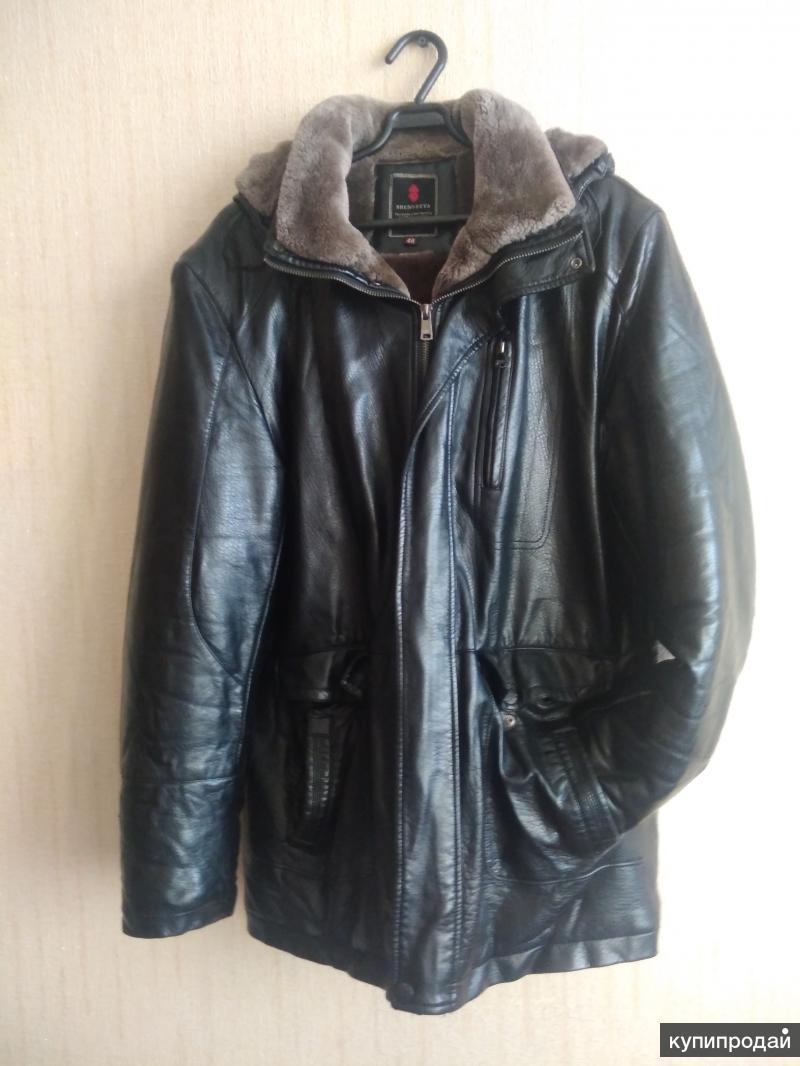 Куртка, мужская зимняя.
