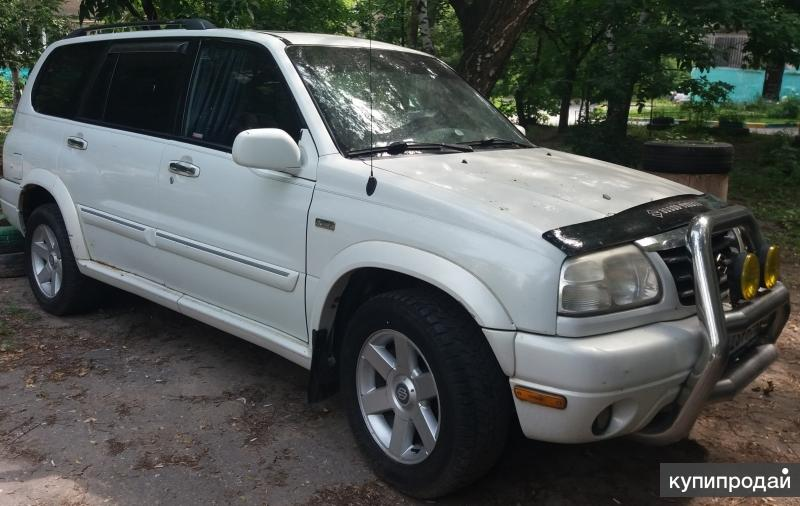 Suzuki Grand Vitara XL7, 2000