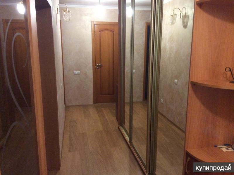 3-к квартира, 61 м2, 1/9 эт. кирпич.