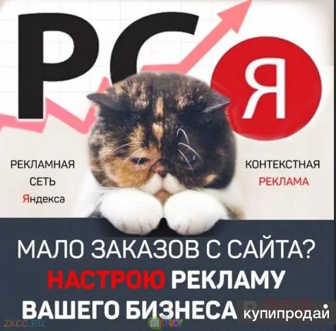 Реклама РСЯ для вашего бизнеса.
