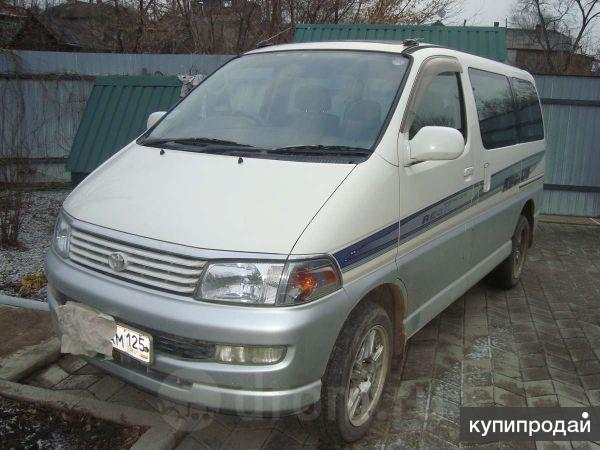 Продам м/а Toyota Hiace Regius, 1999г.
