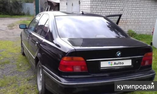 BMW 5er, 1999