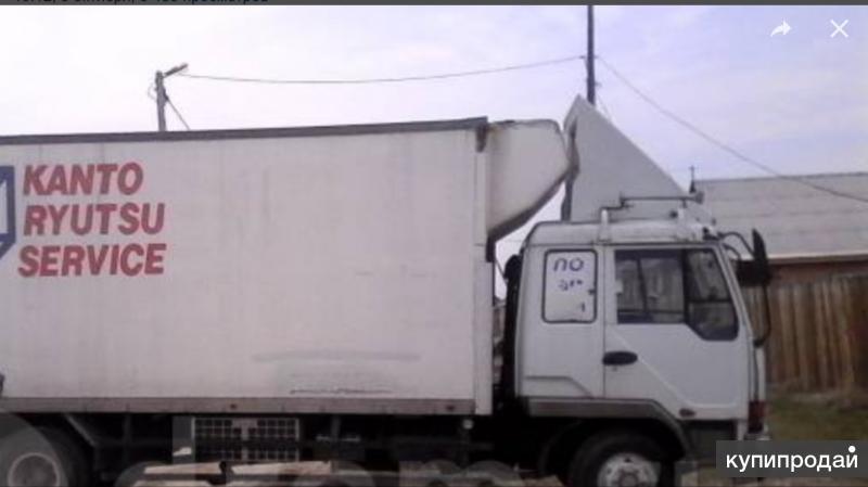 Продам грузовик рефрежиратор.