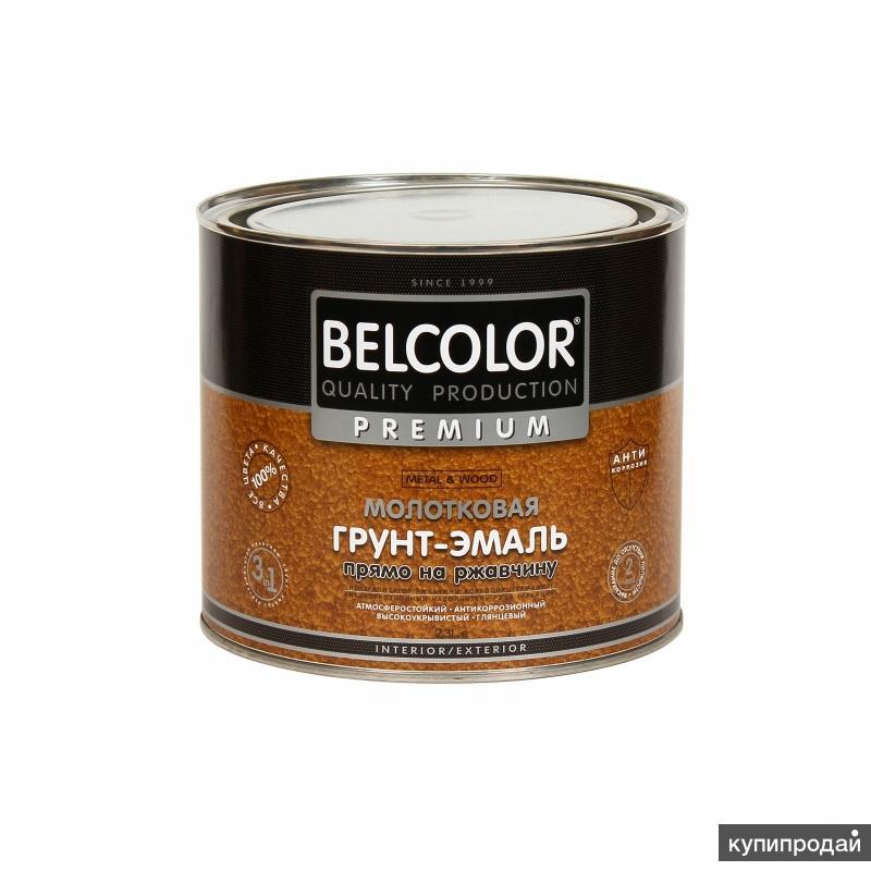 """Грунт-Эмаль АУ-1356 с молотковым эффектом """"Премиум"""" 1,8кг серебристый, черный,"""